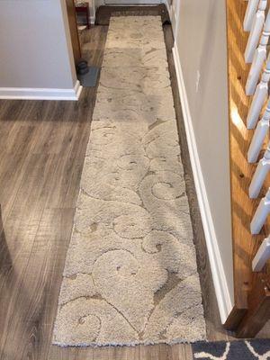 """Carpet Runner Plush 13'x2'3"""" for Sale in Ashburn, VA"""