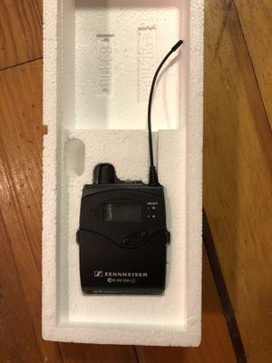 Sennheiser Wireless Bodypack Receiver G3 for Sale in Seattle, WA
