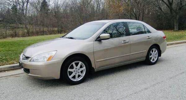 2004 Honda Accord EX - L