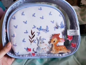 Disney Bambi Loungefly Cosmetic Case for Sale in Fresno,  CA