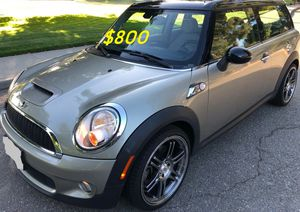 ❇️URGENT $8OO I am the first owner and I want to sell a 2009 Mini cooper Runs and drive strong!,.,., ❇️ for Sale in Arlington, VA