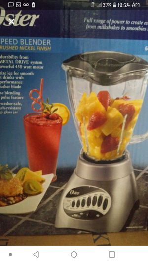 16 Speed Blender with Brush Nickel Finish for Sale in Rohnert Park, CA
