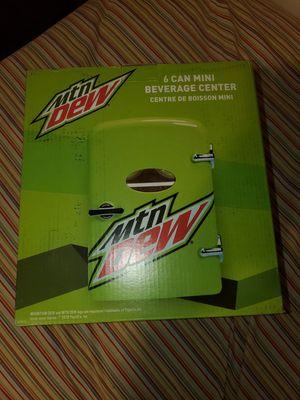 Mtn Dew Mini Fridge for Sale in Wheeling, IL