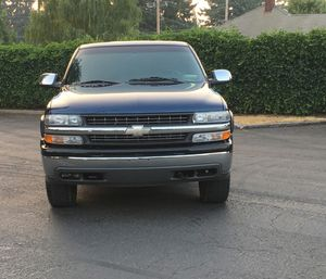 Perfect 2002 Chevrolet SilveradO Clean 4WDWheels for Sale in West Covina, CA