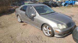 2006 Mercedes Benz C230 for parts for Sale in Phoenix, AZ