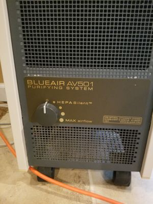 Blue air HEPA air purifier for Sale in Wharton, NJ