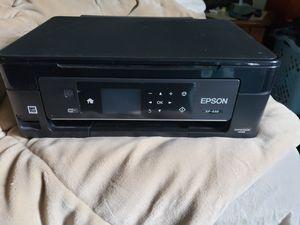 epson xp-446 wifi copy/printer for Sale in Huxley, IA