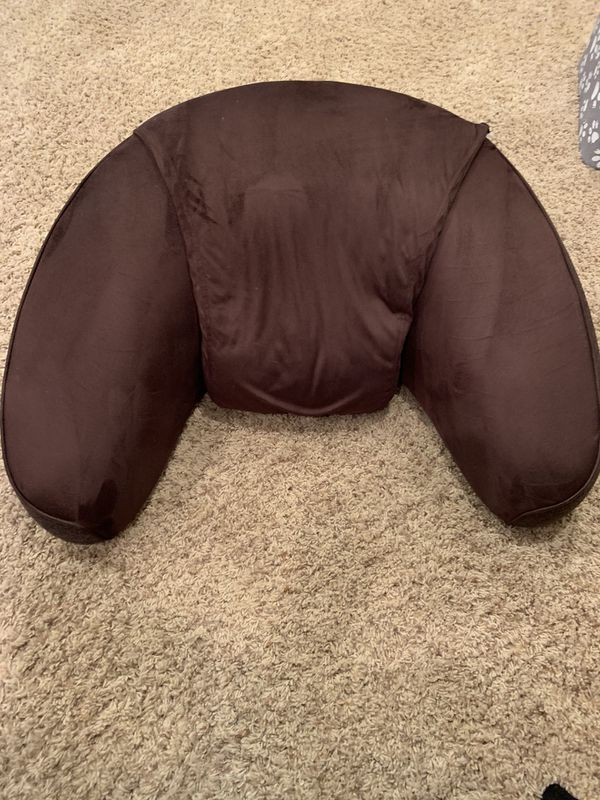 Brookstone back support/massager