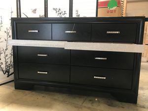 Coaster Miranda Dresser, Black for Sale in Santa Ana, CA