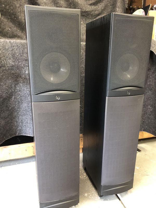 Infinity RS 4 audiophile speakers