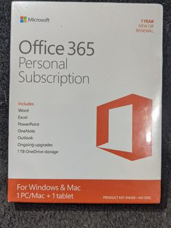 Microsoft Office Subscription for Sale in Henderson,  NV