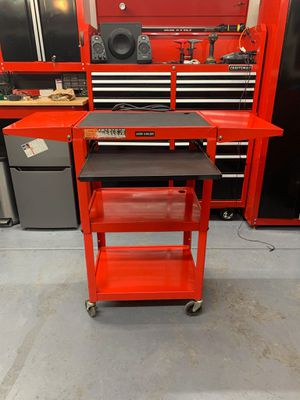 Commerical Computer Rolling Cart for Sale in Buckeye, AZ