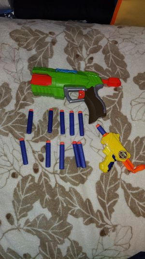 2 nerf guns for Sale in Bolingbrook, IL
