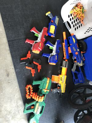 Nerf guns for Sale in Anaheim, CA