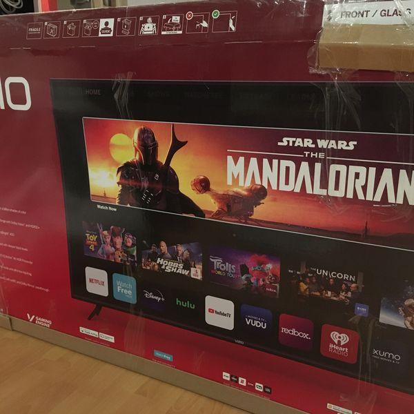 "Vizio 55"" M556 Quantum 55"" 4K TV + 90 Day Amazon Warranty (Renewed - Like-New Condition)"