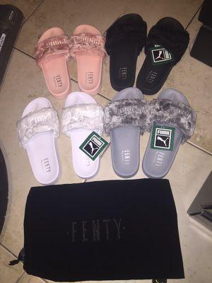 Puma fenty slides for Sale in Miami, FL