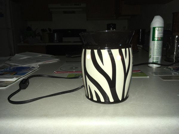 Newer Luminaire/Candle Warmer