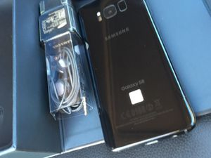 Samsung galaxy s8 just like NEW & FACTORY UNLOCKED for Sale in Springfield, VA