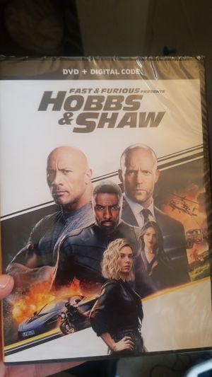 DVD HOBBS & HOBBS for Sale in San Jose, CA