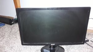 Computer monitor acer for Sale in Lincoln, NE