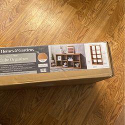 Cube Shelf Organizer for Sale in Riverdale,  GA
