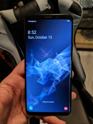 Samsung Galaxy S9 plus unlocked great condition for sale for Sale in Tampa, FL