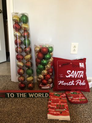 Brand new Christmas decor!! for Sale in Norwich, CT