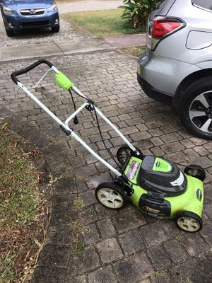 Lawn mower/Leaf blower combo for Sale in Miami, FL