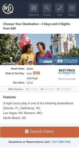 Cheap Vacation Packages for Sale in Buford, GA