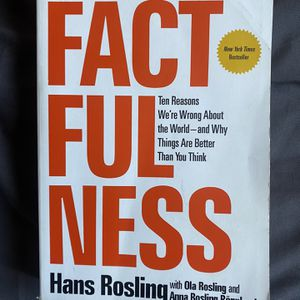 Factfullness By Hans Rosling Book for Sale in Chino, CA