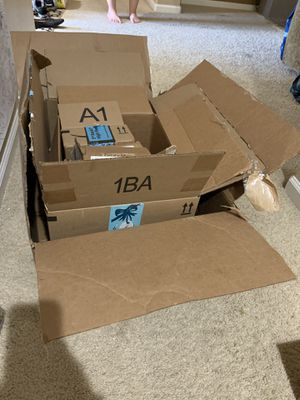 Boxes for Sale in Bakersfield, CA