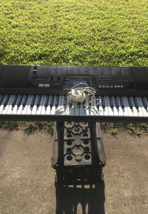 Casio keyboard for Sale in Largo, FL