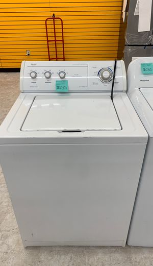 Whirlpool top load washer in perfect condition! for Sale in West Laurel, MD