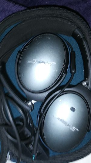 Bose headphones for Sale in Fremont, CA