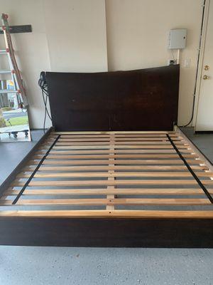 King size bedroom set for Sale in Dublin, CA