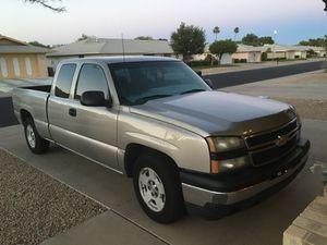 2006 Chevy Silverado for Sale in Phoenix, AZ