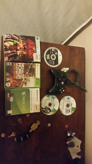 Xbox 360 accessories and games for Sale in Columbus, OH