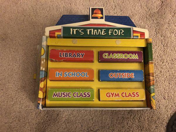 Board books school set