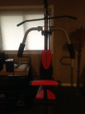 Weider home gym for Sale in Downers Grove, IL
