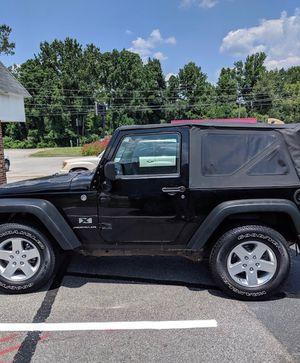 2008 Jeep Wrangler X for Sale in Martinez, GA