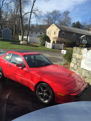 87 Porsche 944 mint condition for Sale in Milford, MA