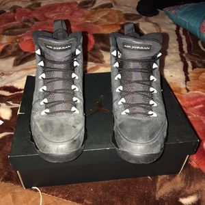 Air Jordan 9 anthracite for Sale in Houston, TX