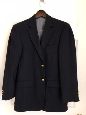 Men's Sport Coat by STAFFORD, Navy Blue, Size: 38 Regular, Excellent!! for Sale in Palm Beach Gardens, FL
