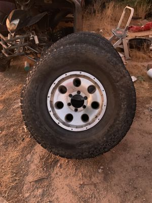 Chevy rims and tires for Sale in Kimberly, WI