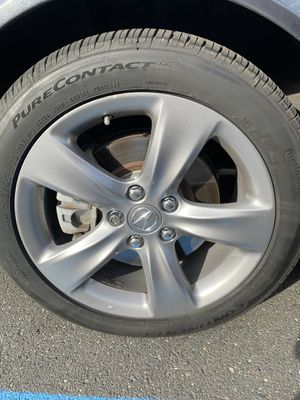 "4 Acura TL rims without tires 18"" for sale for Sale in Manchester, CT"