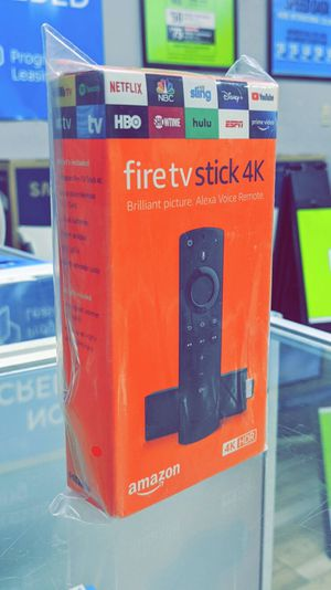 Amazon - Fire TV Stick with all-new Alexa Voice Remote Streaming Media Player - Brand New in Box! for Sale in Arlington, TX