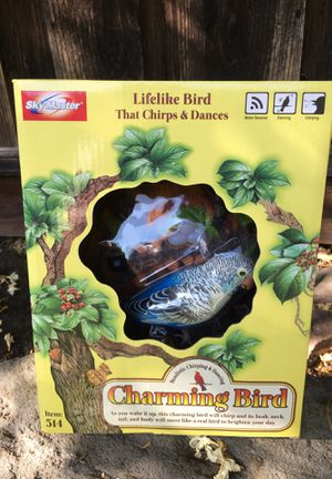 Charming Bird Decoration for Sale in Los Gatos, CA