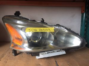 2013-2015 NISSAN ALTIMA FRONT RIGHT PASSENGER SIDE HEADLIGHT ASSEMBLY for Sale in Fort Lauderdale, FL
