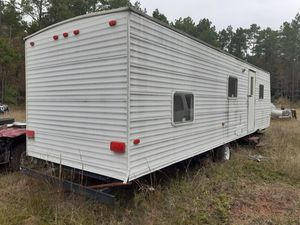 2006 32 Foot Travel Trailer, Needs Work, Good Roof & Floors for Sale in Willis, TX