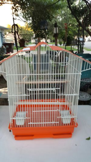 Small Bird Cage for Sale in Round Rock, TX
